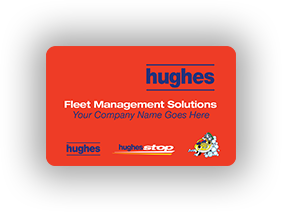 Hughes Orange Card